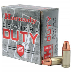 Ammo 9mm L 135Gr Hornady CD...