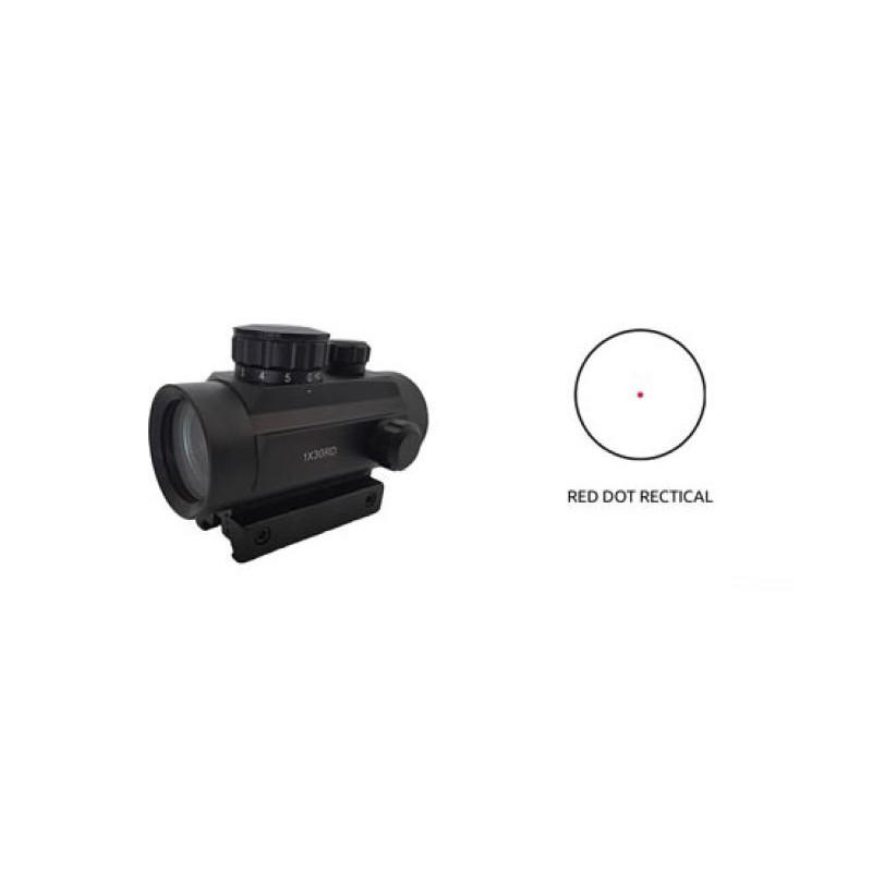 Scope Sniper Red Dot 1x30mm
