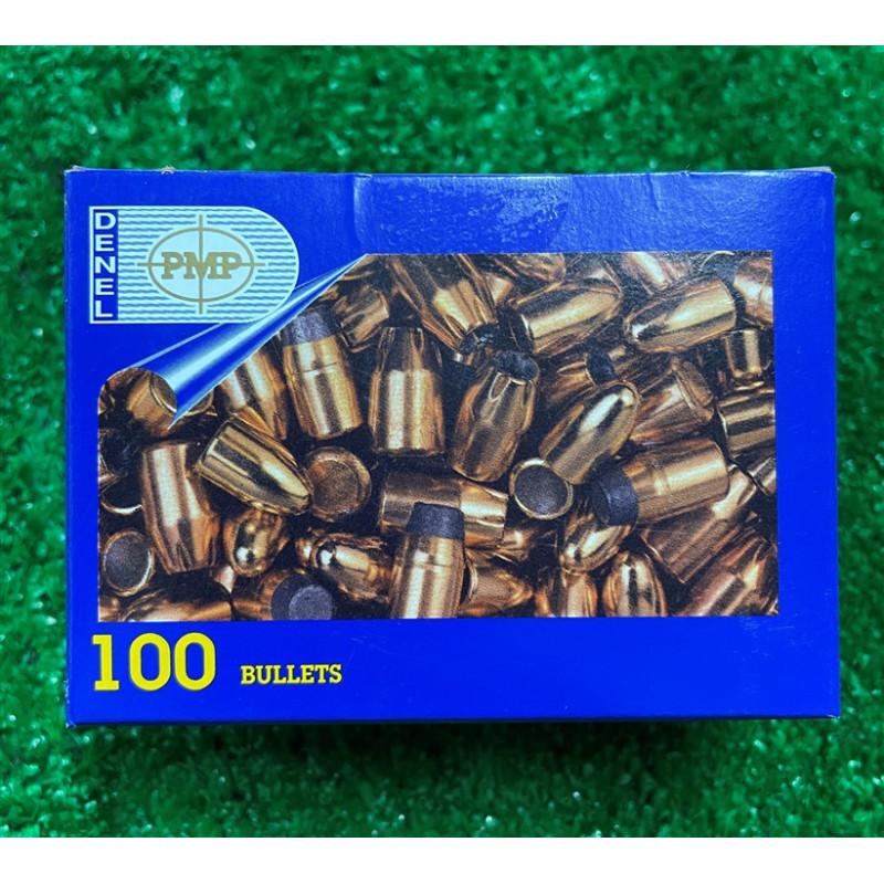 P 6.35mm 50Gr PMP FMJ 100's