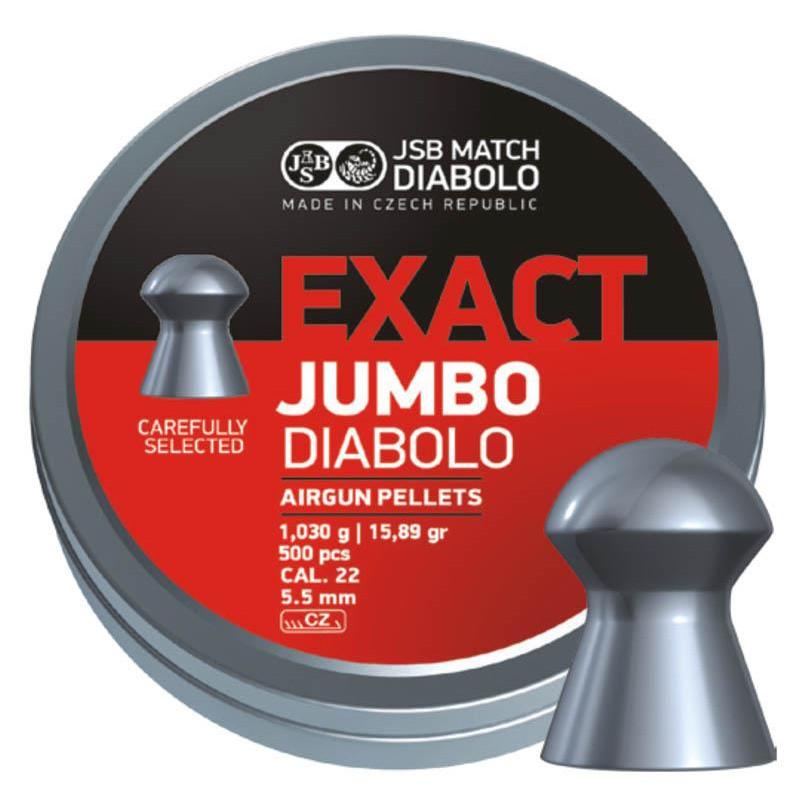 JSB Diabolo Exact Jumbo...