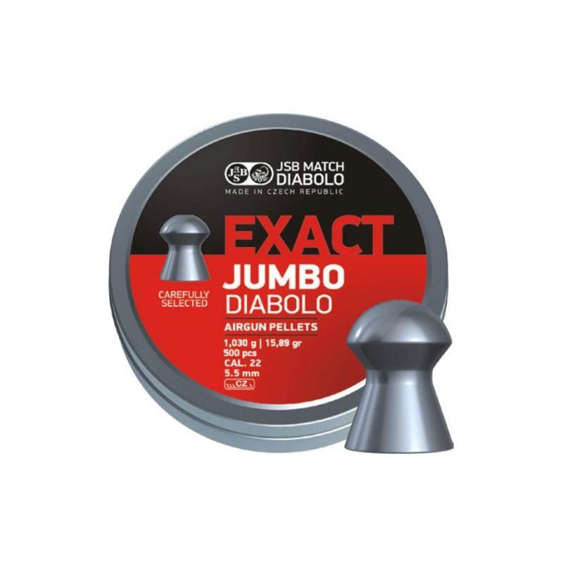 JSB Diabolo Jumbo Exact...