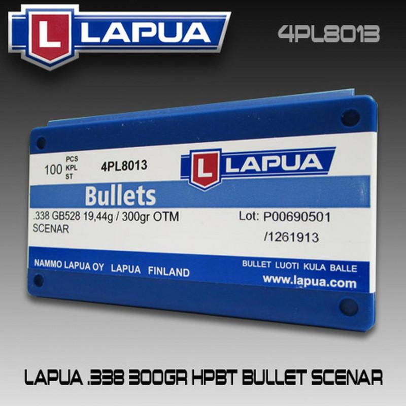P 338 300Gr Lapua Scenar...