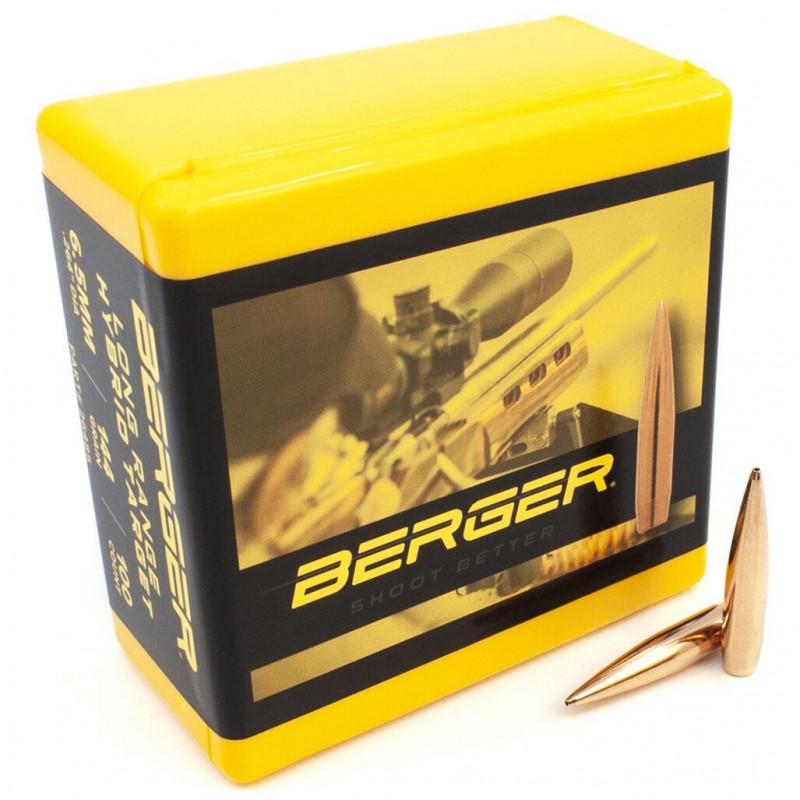 P 6.5mm 144Gr Berger LR...