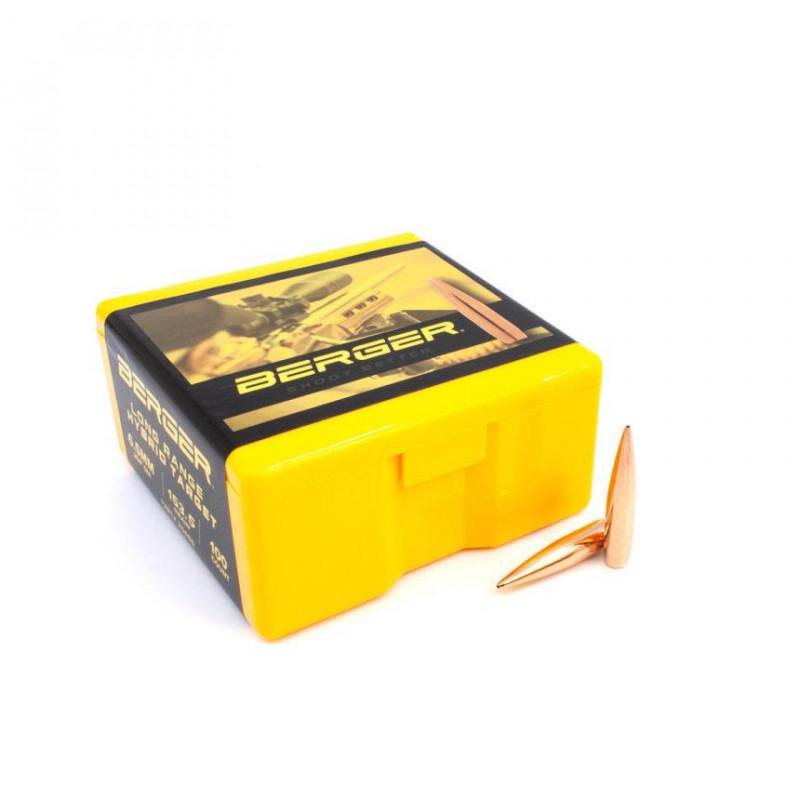 P 6.5mm 153.5 Gr Berger LR...