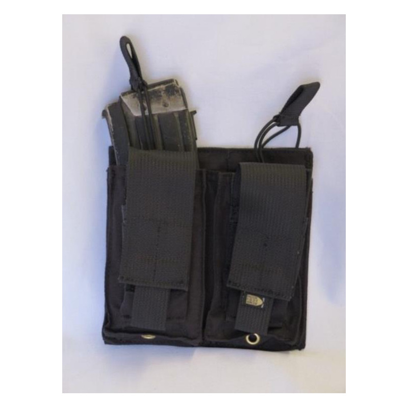 Molle AR Mag Pouch - Blk
