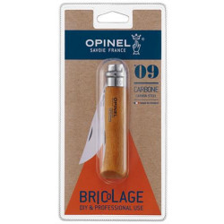 OPINEL KNIFE NO 9 CARBON -...