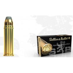 Ammo 38 SPL 158gr S&B Soft...
