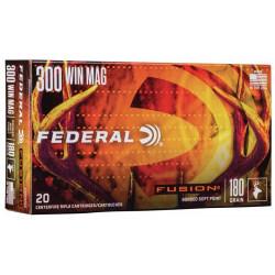 Ammo 300 WM 180Gr Federal...