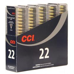 Ammo 22 LR CCI Sub-Sonic HP...