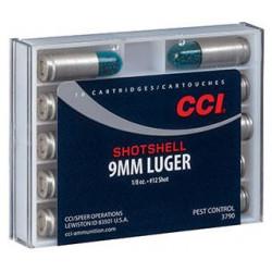 Ammo 9mm L 55gr CCI...