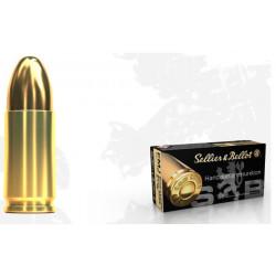 Ammo 9mm P 115gr S&B FMJ...