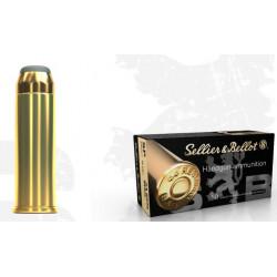Ammo 44 RM 240Gr S&B SP 50's