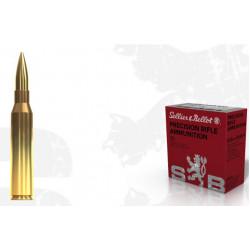 Ammo 338 Lapua 300Gr S&B...
