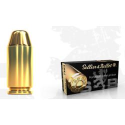 Ammo 40 S&W 180Gr S&B FMJ 50's