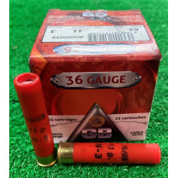 Ammo 410Ga (36Ga) 11Gr GB...