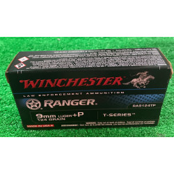 Ammo 9mmP 124Gr Winchester...