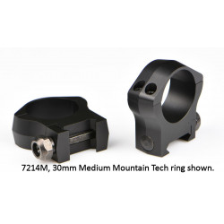 Warne Mountain Tech Rings...