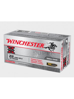 Ammo 22 LR 40Gr Winchester...
