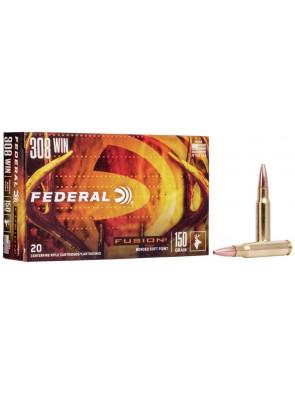 Ammo 308 Win 150Gr Federal...