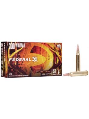 Ammo 300 WM 150Gr Federal...
