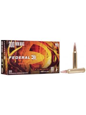 Ammo 300 WM 165Gr Federal...