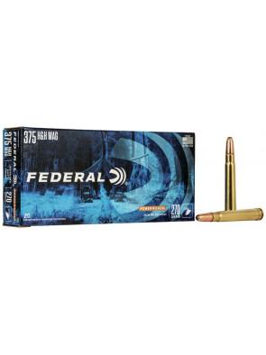 Ammo 375 H&H 270gr Federal...