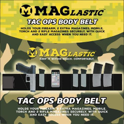 Maglastic Body Belt Tactical