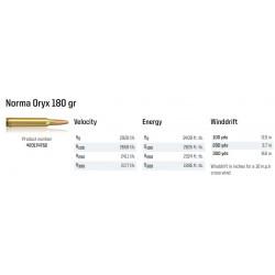 Ammo 300 WM 180gr Norma...