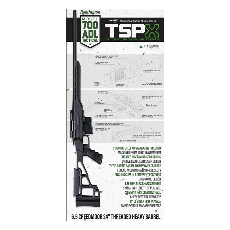 Remington 700 ADL 6.5mm...