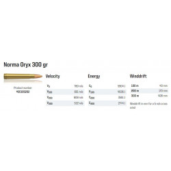 Ammo 375 H&H 300Gr Norma...