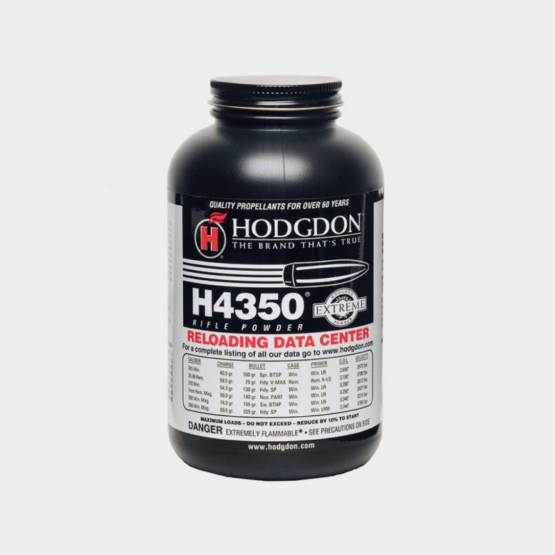 Powder Hodgdon 4350 Can 1LB