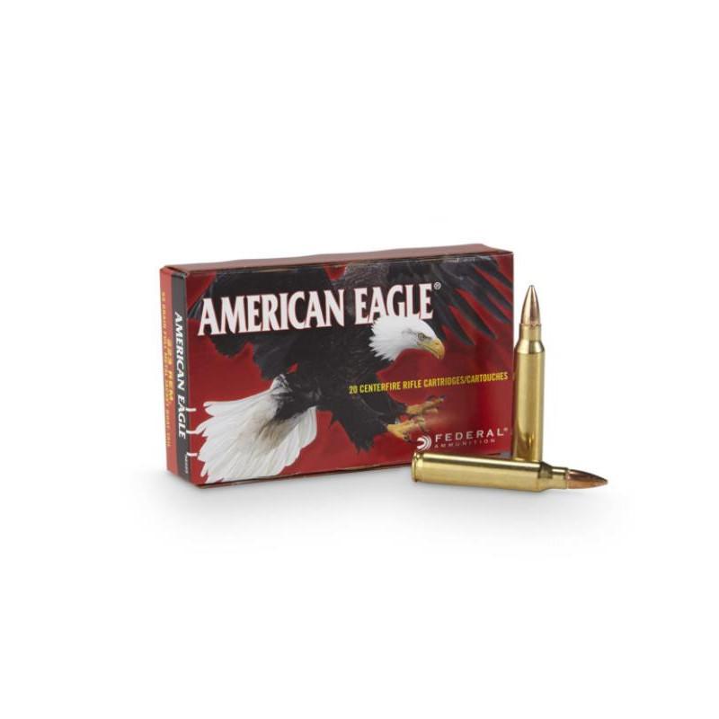 Ammo 223 Rem 55Gr Federal...