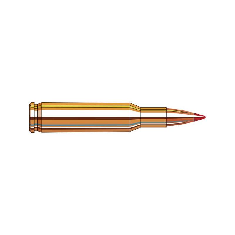 Ammo 222 Rem 50Gr Hornady...