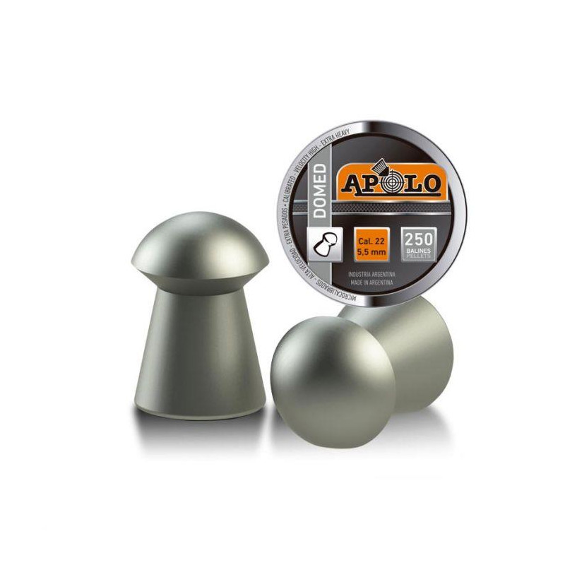 Apolo Premium Domed Pellets...