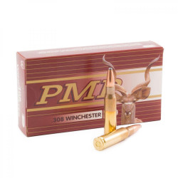 Ammo 308 Win 150Gr PMP SP 20's