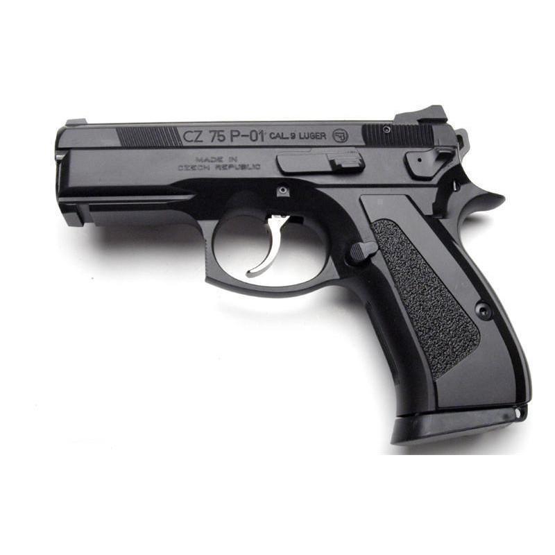 CZ 75 P-01 Omega 9mmP Pistol
