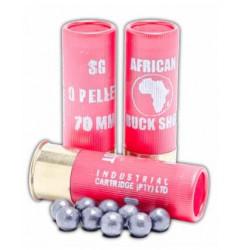 Ammo 12GA 35Gr African...