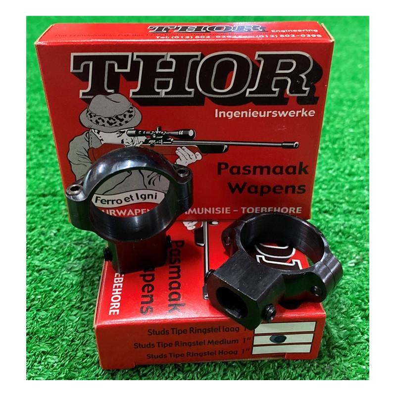 "Thor Rings Stud Type Medium 1"""