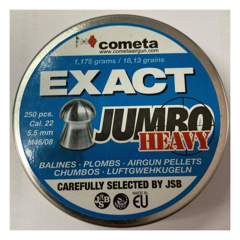 JSB Exact Jumbo Heavy 5.5mm...