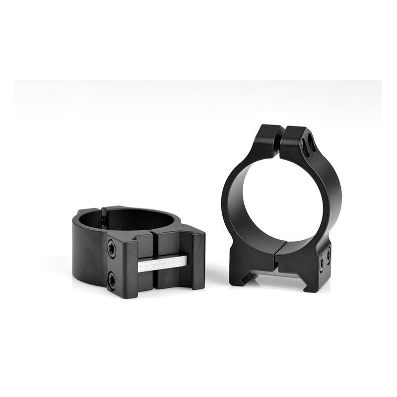 Warne 30mm PA Low Matte Rings