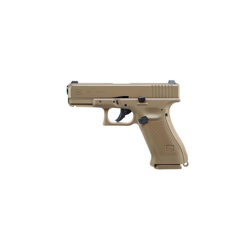 Umarex Glock 19X FDE 4.5mm...